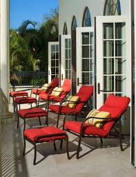 Replacement Cushions For Pvc Patio Furniture - custom outdoor cushions patio furniture cushions nu look
