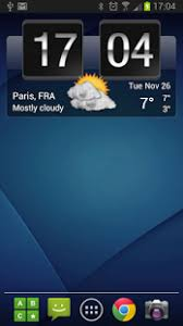 clock and weather widgets for android sense flip clock weather android apps on play