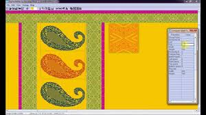 Textile Design by Textile Design Process Youtube