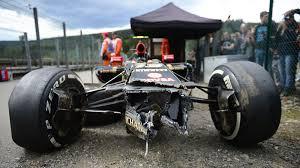 pastor maldonado says crash was u0027unlucky u0027 belgian grand prix