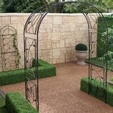 best garden trellis fence arbor pergola images image marvellous