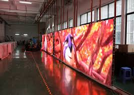 p3 91 rental led display stage events cases shenzhen newstar