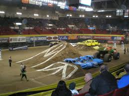 monster truck show new york dunkin u0027 donuts center wikipedia