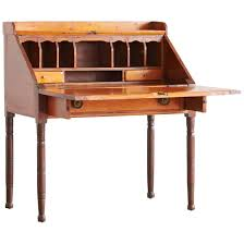 19th c french hand made pine secretary desk at 1stdibs