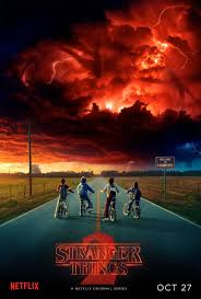 halloween date background stranger things season 2 premiere date revealed in new poster