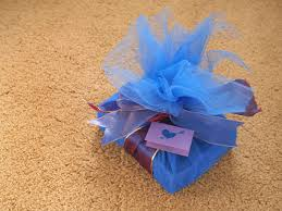 how to wrap a gift in tissue and tulle 9 steps with pictures
