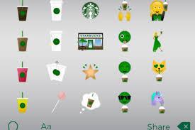 drink emoji iphone starbucks emoji are here eater