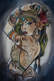 55 best gypsy tattoos images on pinterest gypsy tattoos tattoo