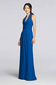 cobalt blue bridesmaid dresses royal blue bridesmaid dresses david s bridal