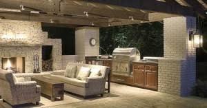 cuisine ext駻ieure design l éclairage parfait pour la cuisine le décoration de