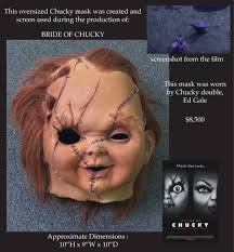 used animated halloween props for sale effects artist is selling incredible screen used u0027child u0027s play