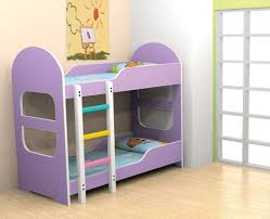 Loft Bed With Crib Underneath Bunk Bed For Toddler And Baby Beds Toddlers Safe Blstreet