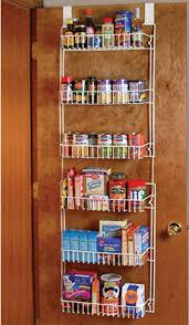 kitchen cabinet door storage racks concept the door storage shelf kitchen pantry rack organizer spice space saver