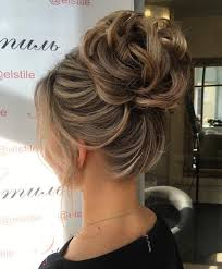 sew in updo hairstyles for prom 60 updos for thin hair that score maximum style point bun updo