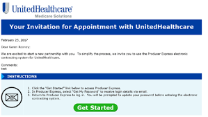 united healthcare producer help desk contracting united healthcare medicare