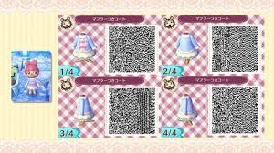 animal crossing new leaf qr code hairstyle bow hair soon shared by cαℓℓiɛ κωoη viρ on we heart it
