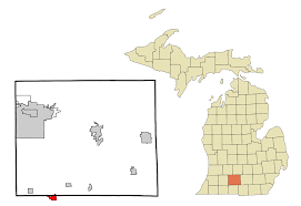 List Of Cities Villages And Townships In Michigan Wikipedia by Union City Michigan Wikipedia