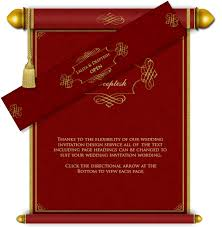 royal wedding cards royal scroll email wedding card design 23 luxury indian