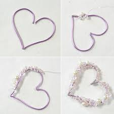 personalized heart pendant easy craft diy personalized heart pendant necklace jewelry pendants