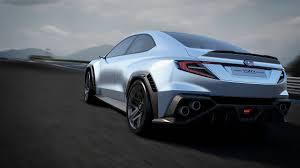 subaru sports car 2018 viziv performance concept the future wrx or brz john scotti subaru