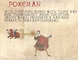 Bayeux Tapestry Meme - image 2983 medieval macros bayeux tapestry parodies know