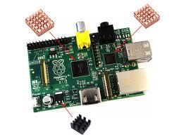 raspberry pi heat sinks brand new 3pcs heatsink kit for raspberry pi ebay