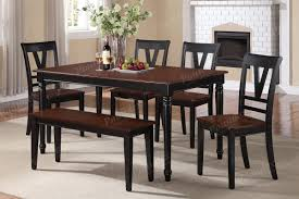 dining table dinette dining tables dining room furniture poundex loading zoom dining table f2386 overview dimensions materials
