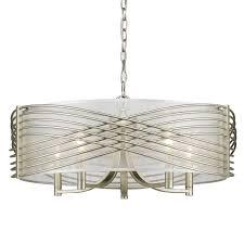 lighting hayda 5 light drum chandelier and drum light chandelier