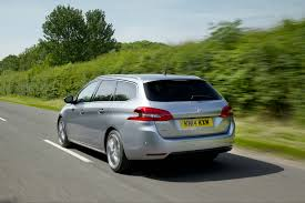 rent a car peugeot putting the boot in complete guide to the family cars with the