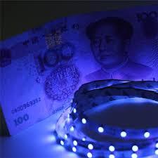 Purple Led Light Strips by Uv Ultraviolet Color 5m 300leds Strip Purple 3528 Smd Waterproof