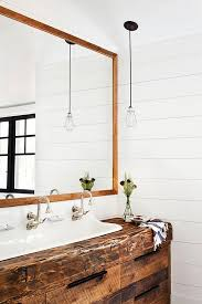 Cottage Style Bathroom Vanities by Interior Design Ideas B A T H R O O M Pinterest Rustic