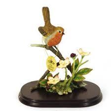 collectable leonardo robin bird ornament co uk kitchen home