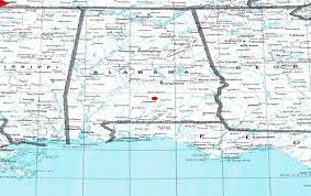 Map Alabama Ponderosa Ranch Tract Ranch For Sale Greenville Butler