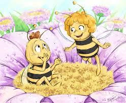 pollen maya bee koizumi marichan deviantart