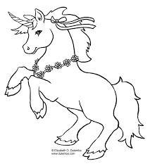 unicorn coloring pages online funycoloring