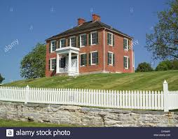 antietam national battlefield maryland the historic pry house