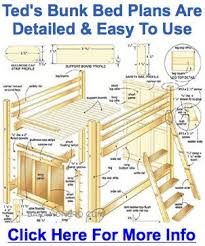 Bunk Beds For Free Building Plans For Built In Bunk Beds Best Of Bunk Bed Plans Free