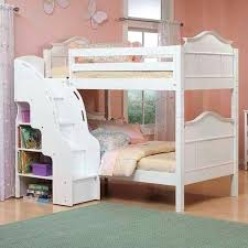 Staircase Bunk Beds White Bunk Beds With Stairs Bunk Beds With Stairs