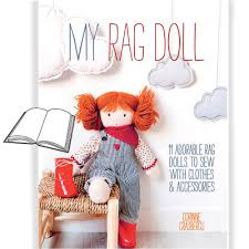 my rag doll pattern book www homesew com
