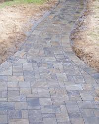 Choosing The Right Paver Color Hedahl Landscape Patios Walkways Pavers Driveways Retaining