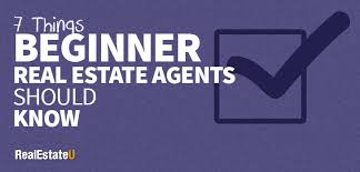 should i become a realtor 7 things beginner real estate agents should know when starting out