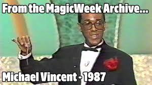 Magician Meme - michael vincent magician new faces of 87 september 1987