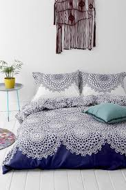 bedding set embroidered bedding amazing blue and grey bedding
