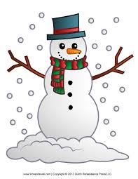 snowman clipart many interesting cliparts