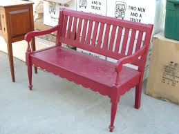 Painted Wooden Patio Furniture Painted Wooden Benches U2013 Ammatouch63 Com