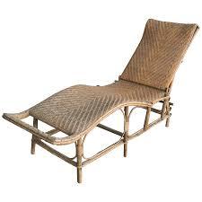 viyet designer furniture seating antique 1940s french rattan