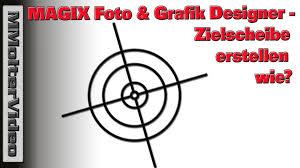 magix foto und grafik designer magix foto grafik designer zielscheibe für keyframe animation