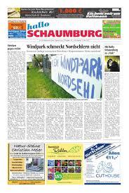 Hammer Bad Nenndorf Hallo Schaumburg Vom 5 Mai 2012 By Schaumburger Nachrichten