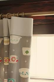 Fabric For Kitchen Curtains 41 Best Curtains Images On Pinterest Kitchen Curtains Curtain