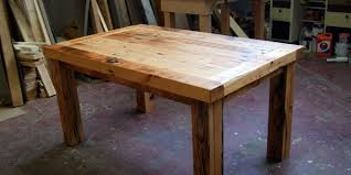 Dining Room Discount Furniture Gorgeous Reclaimed Wood Dining Table Design For Our Dining Room